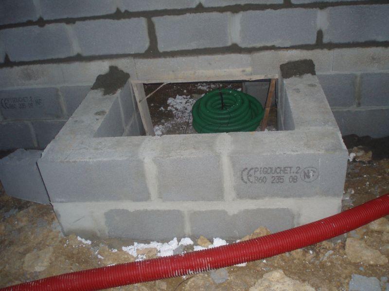 Notre maison kerbea - Porte acces vide sanitaire ...