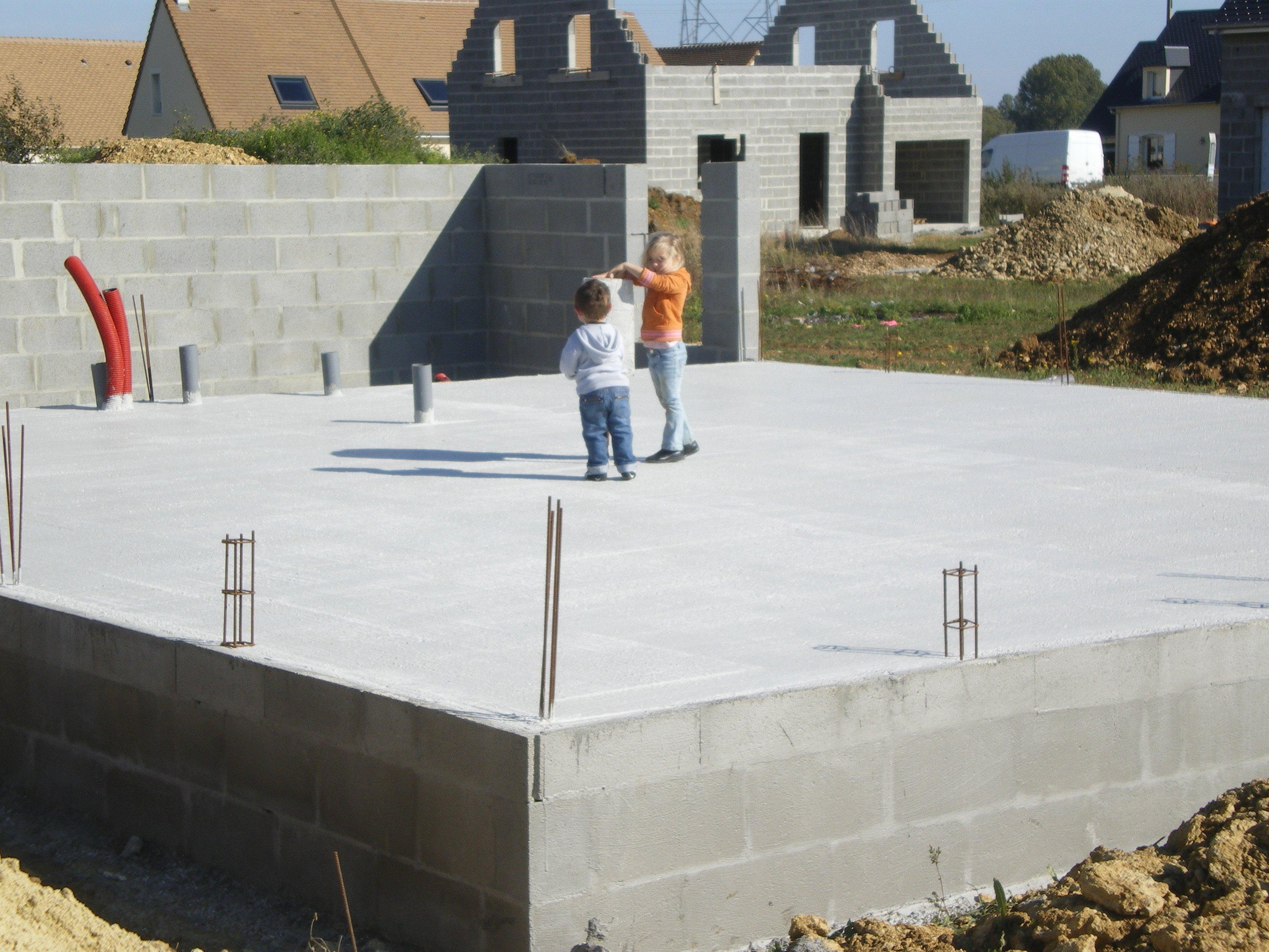 Notre maison kerbea 2009 janvier 18 for Trappe vide sanitaire exterieur